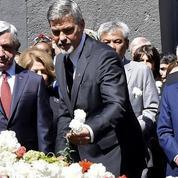 Aznavour et Clooney, ensemble pour le génocide arménien