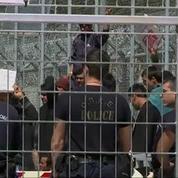 Les réfugiés de plus en plus nombreux à arriver par l'Italie