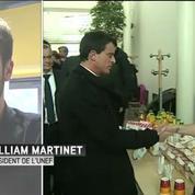 William Martinet: L'annonce des discussions avec Manuel Valls est une bonne chose