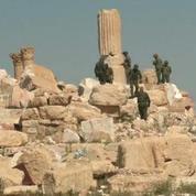 Palmyre : L'étendue des dégats