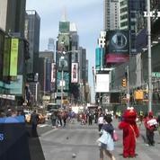A New-York, les fans de Prince pleurent sa disparition