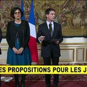 Manuel Valls : Il s'agit de répondre aux inquiétudes de la jeunesse française