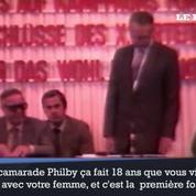 Des images rares de l'agent double Kim Philby retrouvées dans les archives de la Stasi