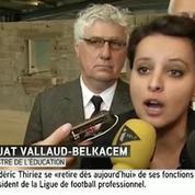 Nuit Debout : Najat Vallaud-Belkacem condamne les débordements