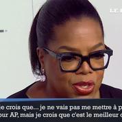 Une esclave libérée sur les billets de 20 dollars: Oprah Winfrey est ravie