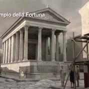 Plongez au coeur de Pompéi grâce à cette reconstitution en 3D