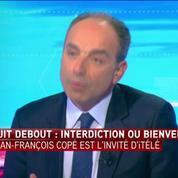 Jean-François Copé sur la Nuit Debout : C'est tellement pathétique de voir cela