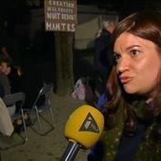 La Nuit Debout tente de s'exporter à Mantes