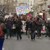 Paris: deuxième nuit d'occupation de l'Odéon par les intermittents du spectacle
