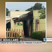 Salle de prière musulmane incendiée à Ajaccio : l'hypothèse criminelle privilégiée