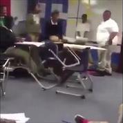 Etats-Unis : une souris égarée fait paniquer toute une salle de classe