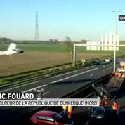 Course-poursuite et série d'accidents sur l'A16: un mort et une dizaine de blessés