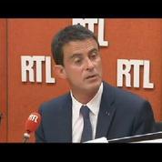 Manuels Valls sur la loi travail: «Il n'y a pas de conséquences sur la rémunération des routiers»