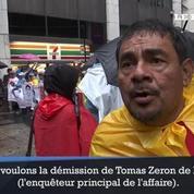 Mexique: 20 mois après, l'affaire des étudiants disparus n'avance pas