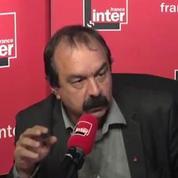 Philippe Martinez : «Autour des mobilisations, il y a tout un contexte dramatique»