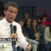 «Manuel Valls est en reconquête de son image de candidat présidentiable»