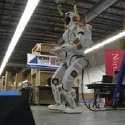 Val, le robot de la Nasa qui se prépare pour partir sur Mars