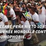 Le président mexicain souhaite généraliser le mariage homosexuel