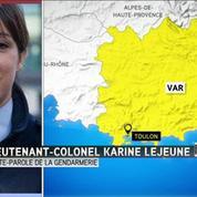 Un gendarme tué lors d'une intervention contre un forcené dans le Var
