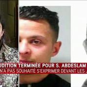Pour sa première audition devant un juge Français, Salah Abdeslam ne s'est pas exprimé