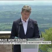 Arnaud Montebourg : Mieux vaut un projet sans candidat qu'une foultitude de candidats sans projet