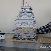 Ce château en Lego va vous impressionner