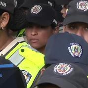 Venezuela : manifestation des opposants au président Nicolas Maduro