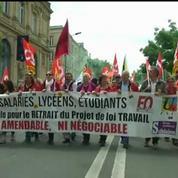 Mouvements sociaux : la stratégie de François Hollande