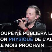 Radiohead sort son 9eme album, «A moon shaped pool»