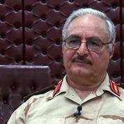Khalifa Haftar, général à la tête de l'armée lybienne : Daesh n'a aucun espoir de s'enraciner ici en Lybie