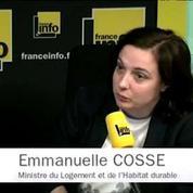 Emmanuelle Cosse sur l'affaire Denis Baupin :