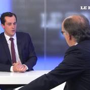 Nicolas Bay : «On a deux factions extrémistes outrancières, le gouvernement et la CGT»
