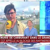 Blocage de la raffinerie de Donges (Loire-Atlantique) : Il y aura effectivement moins de carburant