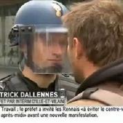 Manifestation interdite à Rennes : le préfet par intérim détaille la stratégie policière