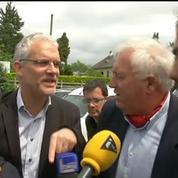 Des chefs d'entreprise font face à Philippe Martinez, en Ille-et-Vilaine
