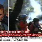 1er mai : tensions entre manifestants et forces de l'ordre