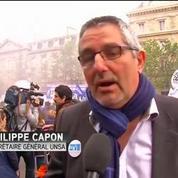 Philippe Capon (UNSA Police) : La place de la République n'appartient à personne, elle appartient à tout le monde