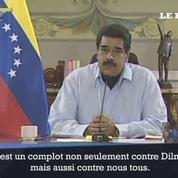 Affaire Dilma Rousseff: le président vénézuélien accuse Barack Obama