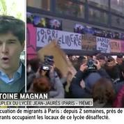 Un reporter d'iTELE pris à partie en direct par des manifestants de Nuit debout