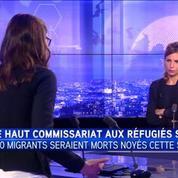 Il est urgent que plus de places soient offertes pour les migrants, selon Céline Schmitt