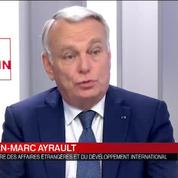 Vol EgyptAir : Jean-Marc Ayrault ne privilégie «aucune hypothèse»