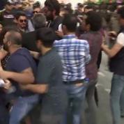 Turquie: La police disperse un rassemblement LGBT avec du gaz lacrymogène