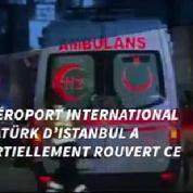 L'aéroport d'Istanbul a partiellement rouvert