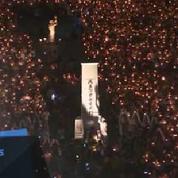 Des milliers de Hongkongais commémorent Tienanmen