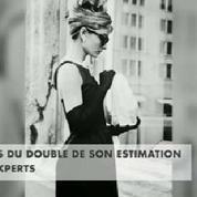 Des lettres d'Audrey Hepburn vendues plus de 13.000 euros aux enchères