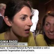 Rome: le Mouvement 5 étoiles en passe de remporter les élections municipales