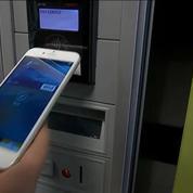 Le paiement sans contact avec son smartphone débarque en France