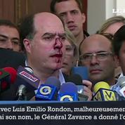 Venezuela: un membre du congrès tabassé dans la rue