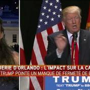 Etats-Unis : la tuerie d'Orlando provoque un tournant dans la campagne électorale