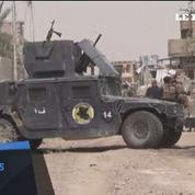 L'armée irakienne est en train de reconquérir Faloudja